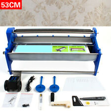 Gluing Coating Machine for 53cm adhesive Wallpaper Pattern Border Wall Decor Hot