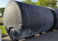 5000 Gallon Poly Water ONLY Storage Tanks 102DX152H Norwesco