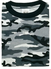T-shirt Camuflaje BW Ejército Tarn Urban talla XXXL (3xl) bajo camisa nuevo