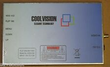 "6 X Cool visión 10,2 "" 10.2 Pulgadas Ultra Slim 16:9 Lcd Pantallas Tft cool102"