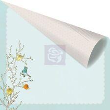 """Prima Marketing BRAND NEW """"Lady Bird"""" Collection 12x12 Cardstock """"La-Di-Da"""""""