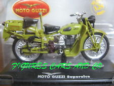 1/24 MOTO  GUZZI  SUPERALCE 1946  MOTORCYCLE MOTOBIKE MOTORRAD