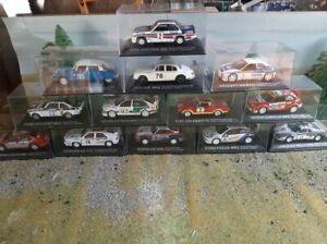 DeAgostini Rally Car Collection Multi-listing  No 51-60
