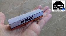 2 Container 40ft Escala N. Reproducción Ibertren RENAULT. MAE Mini World