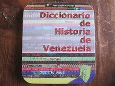 Diccionario de Historia de Venezuela CD ROM Spanish Lang. STILL SEALED!