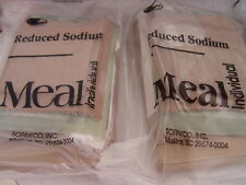 5 ASST. Sopakco  Meals MRE Emergency Survival Military Ration Food  5 Meals