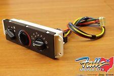 2002-2004 Jeep Wrangler A/C Heater Control Unit Module Mopar OEM