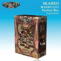 Dark Age: Skarrd Blood Cult Faction Box - DAG03002