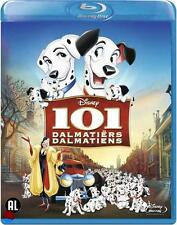 BLU-RAY 101 dalmatiërs 101 dalmatiens  WALT DISNEY - sealed sous cello