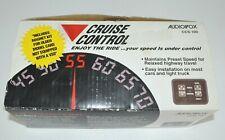 New ListingAudiovox Ccs-100 Universal Speed Cruise Control Ccs100 New - Open-Box