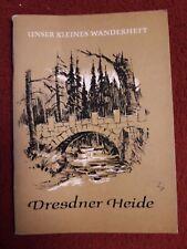 Wanderheft Dresdner Heide