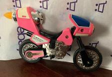 Power Rangers Zeo Vintage Pink Ranger Jet Cycle 1996 Bandai GUC Pics!