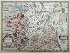HONDIUS VAN HAMERSVELDT FRANKREICH LA PRINCIPAUTE D´ORANGE ORANIEN AVIGNON 1627