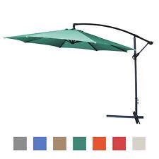 Sonnenschirm freischwebend Ampelschirm 350 Garten Schirm Schutzhülle - Defekt