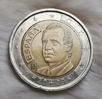 ____2 Euro Münze____ ___(*Fehlprägung*)___ Spanien 2009