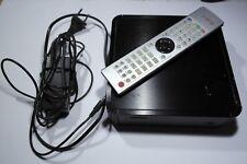 Digitech HDX-1000 high definition media player + remote control + Control Remoto