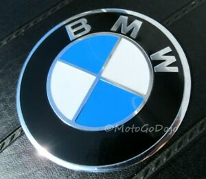 BMW Airhead 70mm Gas Tank Badge emblem r90s r90/6 r100rs r75/6 r75/7 r60/6