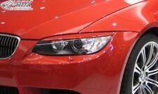 RDX Scheinwerferblenden schwarz matt für BMW E92 / E93 bis 2010