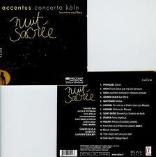 NUIT SACREE - CONCERTO KOLN , ACCENTUS - CONCERT 2009