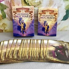 Archangel Michael Oracle Cards by Doreen Virtue with Guidebook & 44 Card Deck