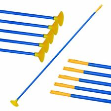 6x 23'' Suction Cup Arrows for Youth Children Kids Beginner Safe Archery Arrow