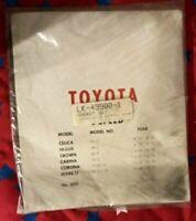 Toyota A-30 Automatic Transmission GASKET SET KIT 1968-1973