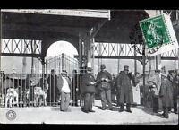 TOURS (37) Jour de Marché aux BESTIAUX trés animé en 1912