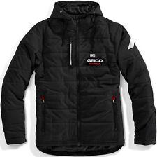 100% Geico Honda Alpha Hooded Jacket  Mens