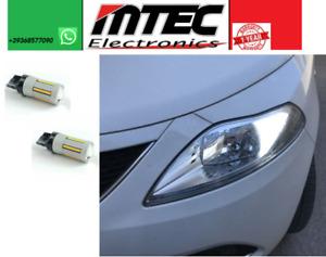 MTEC COPPIA LED CAN BUS T20 NO ERROR LANCIA Y LUCE DIURNA 12/21W