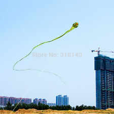 3D 60 meters Stunt huge SNAKE POWER Sport Kite outdoor toy free shipping