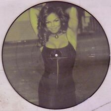 Janet Jackson Maxi 45 tours Picture Whoops now 1993