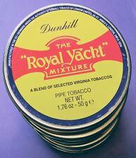 Dunhill Royal Yacht -  Five Sealed Tins (2016 Vintage)