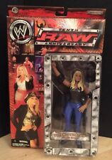 2003 WWE Trish Stratus RAW Tenth Anniversary Wrestling Action Figure JAKKS