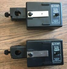 Lot of 2 - Pasco Scientific Me-9283 Tape Timers