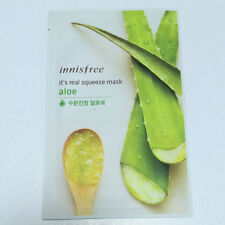 Real Aloe Squeeze Mask Sheet Keeping Moisturized and Clean 20ml X 1ea