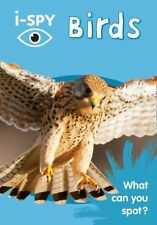 i-SPY Birds: What Can You Spot? by i-SPY (Paperback, 2016) Michelin Activity