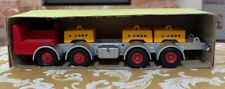 Dinky Supertoys NO. 936 Leyland 8-Wheeled Chassis Near Mint-in-Box. Rare item!