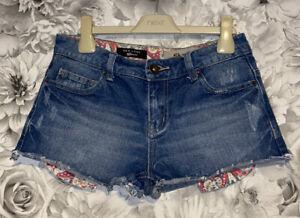 Girls Age 11-12 Years - New Look Denim Shorts