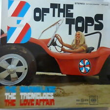 MARMALADE/TREMELOES//LOVE AFFAIR LP 3 OF THE TOPS GERMANY VG++/VG++