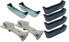 1967-72 Chevy GMC C10 Pickup Truck 4 core Heavy Duty Radiator Bracket Kit 8pc