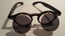 gafas sol doble vintage unisex