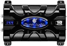 10 FARAD PLANET AUDIO PC10F CAR AUDIO CAPACITOR WITH DIGITAL VOLTAGE DISPLAY