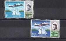 Cayman Islands 1966 Jet Service MNH set S.G. 209-211