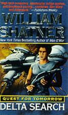 VG - Delta Search (Quest for Tomorrow) Shatner, William
