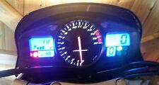 SUZUKI GSR 600 led dash clock conversion kit lightenUPgrade