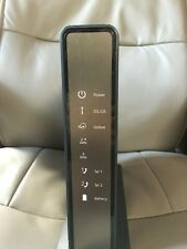 Netgear AC 1900 Cable Modem Voice Router Model C7100V