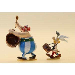 Figurine Astérix la batterie de casseroles UDERZO Pixi 02358