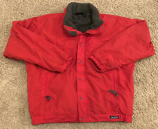Vintage Patagonia Mens Ski Jacket Size Large Red