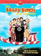 The Brady Bunch in the White House, Good DVD, Tannis Burnett, Saul Rubinek, Sofi
