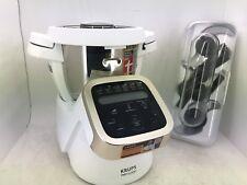 KRUPS HP5031 Prep & Cook Küchenmaschine mit Kochfunktion Multifunktion Topf *